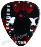kostka gitarowa ROCK PICK - DARK BAT