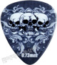 kostka gitarowa ROCK PICK - THREE SKULLS